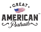 Great American Portraits™ Logo
